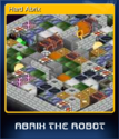 Abrix the robot Card 4