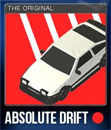 Absolute Drift Card 1