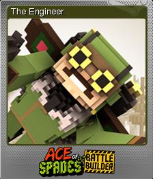 Ace of Spades Battle Builder Foil 2