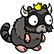 Bardbarian Emoticon ratcoon