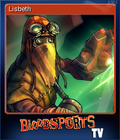 Bloodsports.TV Card 3