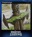 Brutal Legend Card 3
