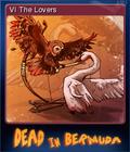 Dead In Bermuda Card 3