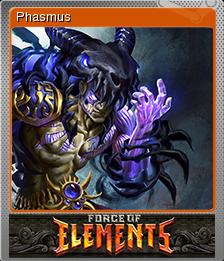 Force of Elements Foil 1