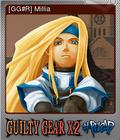 Guilty Gear X2 Reload Foil 01