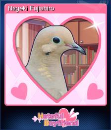 Hatoful Boyfriend Card 8