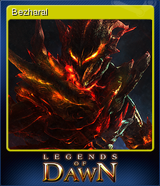 Legends of Dawn Card 9