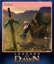 Legends of Dawn Reborn Card 3