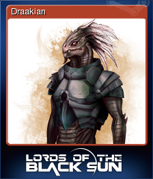 Lords of the Black Sun Card 4