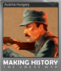 Making History The Great War Foil 2