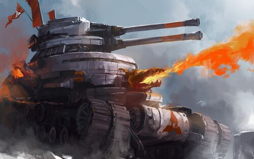 March of War Artwork 04