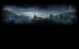 Middle-earth Shadow of Mordor Background Sea of Nurn