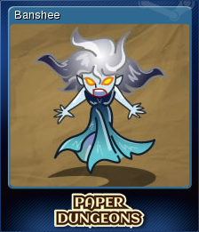 Paper Dungeons Card 5