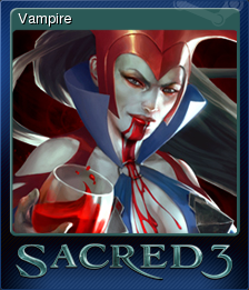 Sacred 3 Card 07