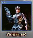 Scourge Outbreak Card 01 Foil