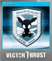 Vector Thrust Foil 07