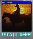 Wyatt Derp Foil 3