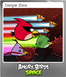 Angry Birds Space Foil 9