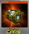 Burning Cars Foil 6