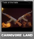Carnivore Land Foil 6
