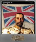 Colonial Conquest Foil 02
