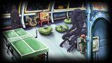 Dark Scavenger Background Break Room