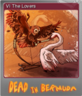 Dead In Bermuda Foil 3