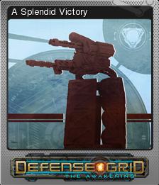 Defense Grid The Awakening Foil 2