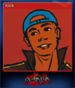 Divekick Card 10
