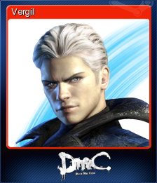 DmC Devil May Cry Card 1