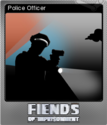 Fiends of Imprisonment Foil 5