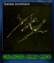 Galactic Arms Race Card 3