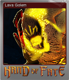 Hand of Fate Foil 2