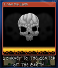 Journey To The Center Of The Earth Card 1
