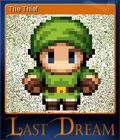 Last Dream Card 3