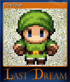 Last Dream Card 3