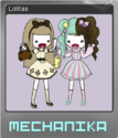 MechaNika Foil 06