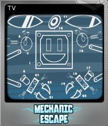 Mechanic Escape Card 06 Foil