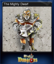 Mighty Dungeons Card 3