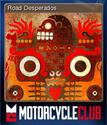 Motorcycle Club Card 5
