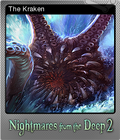 Nightmares from the Deep 2 The Siren's Call Foil 4