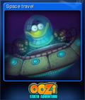 Oozi Earth Adventure Card 3