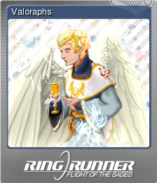 Ring Runner Flight of the Sages Foil 4