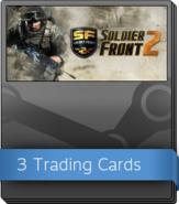 Soldier Front 2 Booster