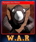 Wild Animal Racing Card 3