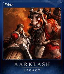 Aarklash Legacy Card 7