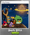 Angry Birds Space Foil 1