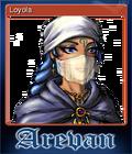 Arevan Card 5