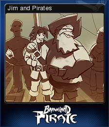 Braveland Pirate Card 3
