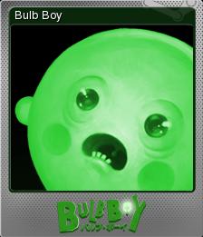 Bulb Boy Foil 4